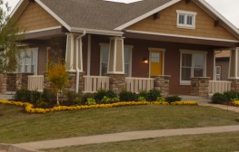 Craftsman-Style Home
