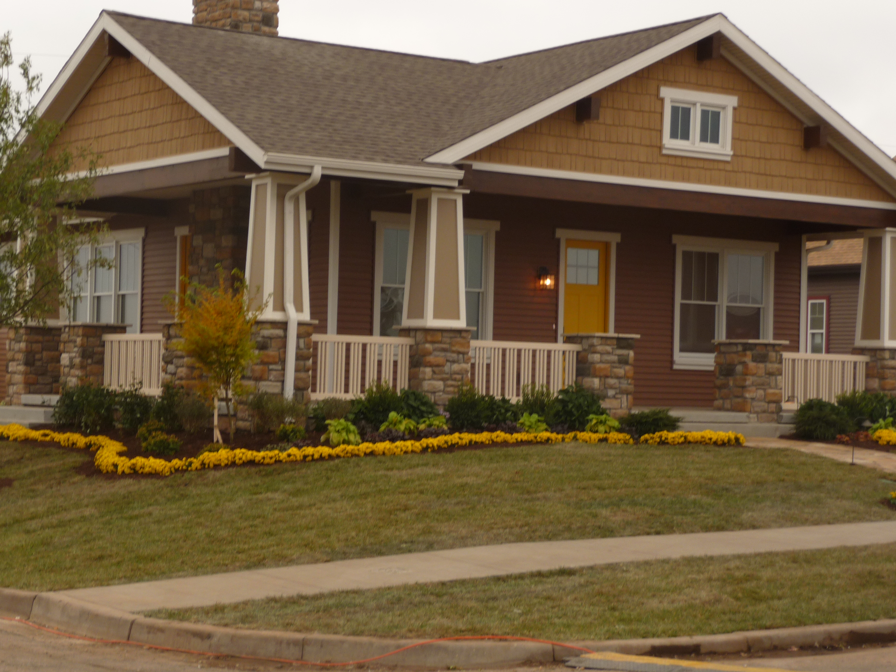 Feng Shui Now Craftsman Style Home